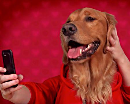 Valentine Selfie