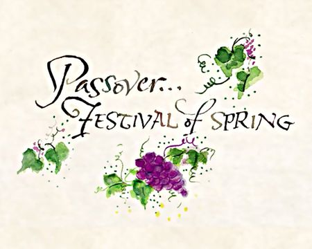 Festival of Passover