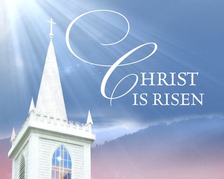 Christ the Lord is Risen Today (Hymn)