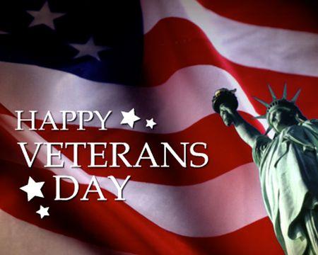 A Veterans Day Salute