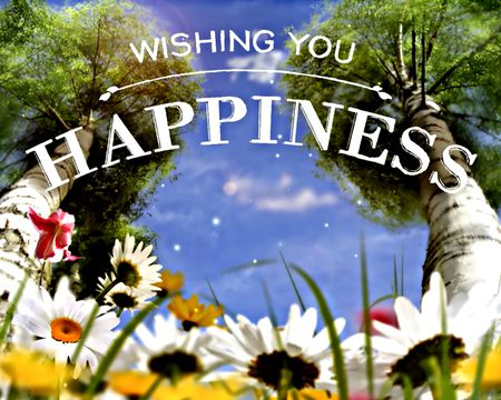 Wishing You Happiness