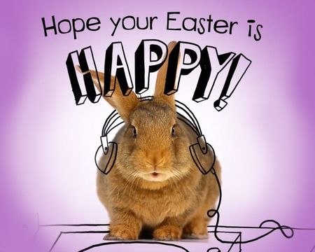 Pharrell Williams 'HAPPY' Easter (Famous Song)