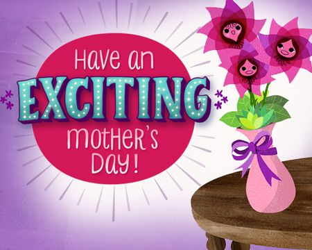 I'm So Excited' Mother's Day Song by The Pointer Sisters