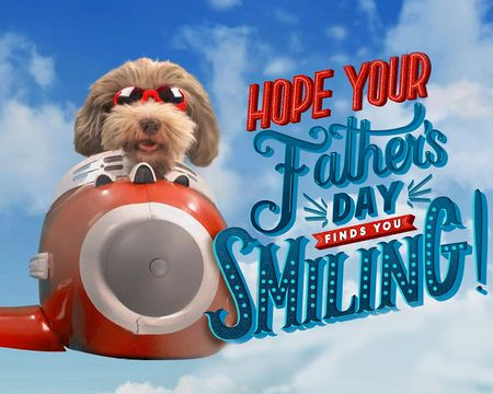 When You're Smiling' Father's Day (Famous Song)