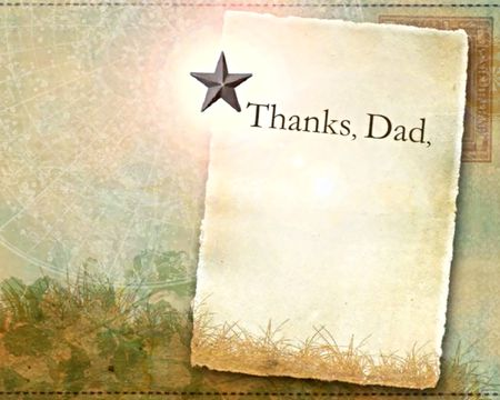 From Your Daughter, Dad