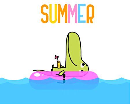 Summer - Finally!