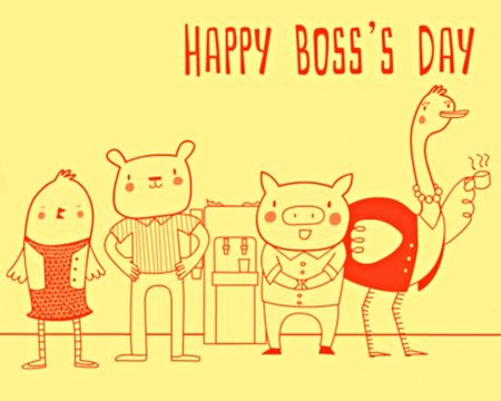 Boss's Day Gratitude (Fun Song)