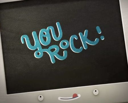 Ecards send online greeting cards american greetings you rock m4hsunfo