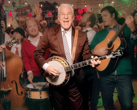 Strangest Christmas Yet' Steve Martin & Steep Canyon Rangers