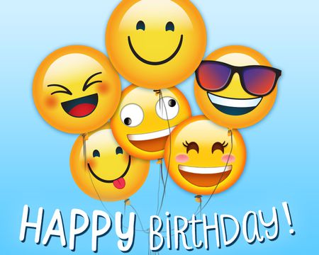 Dont Worry Be Happy Birthday Ecard Famous Song