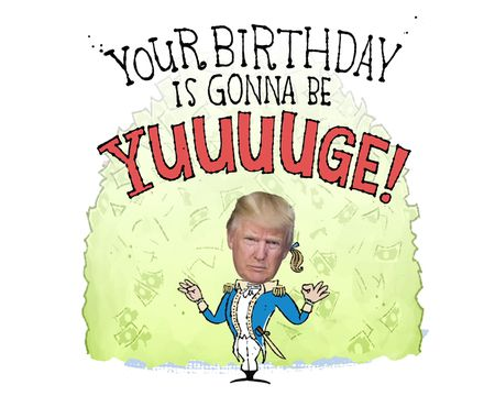 Trump! The Birthday Musical (Song)