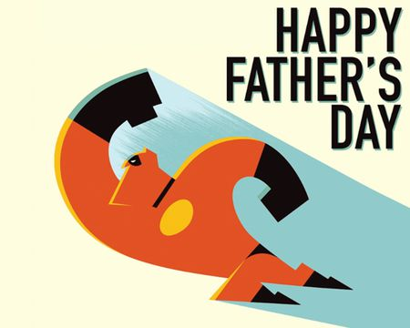 Incredibles 2? Father's Day Ecard