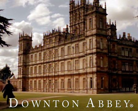 Downton Abbey Birthday Ecard