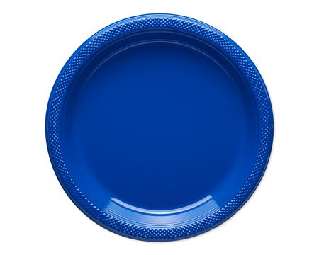 royal blue plastic dessert plates 20-Count  sc 1 st  American Greetings & blue 4th of july Party tableware - Shop American Greetings