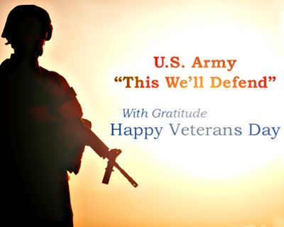 Army Veterans Day