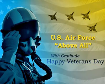 Air Force Veterans Day