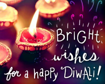 Diwali ecards american greetings bright wishes postcard m4hsunfo