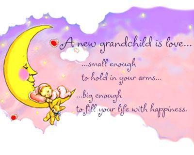 A Grandchild is Love