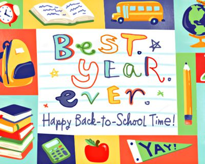 Best. Year. Ever. Back-to-School