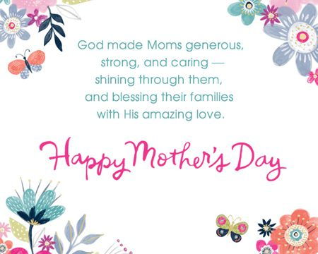 Religious mothers day ecards american greetings god made moms postcard choose your mothers day m4hsunfo