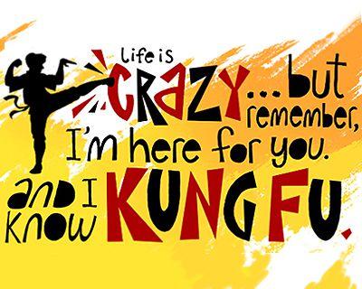 Kung Fu Caring