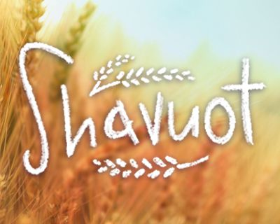 5/19 A Joyful, Peaceful Shavuot Ecard (Postcard)