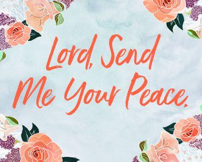 A Prayer for Peace (Postcard)