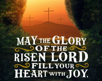 Alleluia Easter Ecard