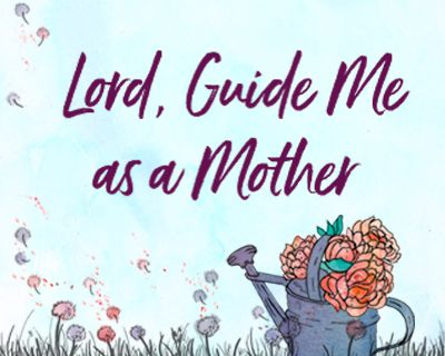 A Special Mother's Day Prayer Ecard