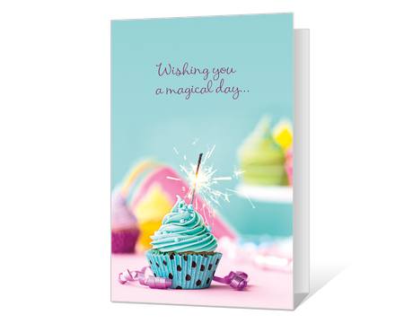 Printable birthday cards for her american greetings sparkling wishes printable bookmarktalkfo Gallery