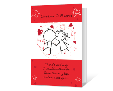 graphic relating to Free Printable Valentines Day Cards for Your Husband titled Printable Valentine Playing cards American Greetings