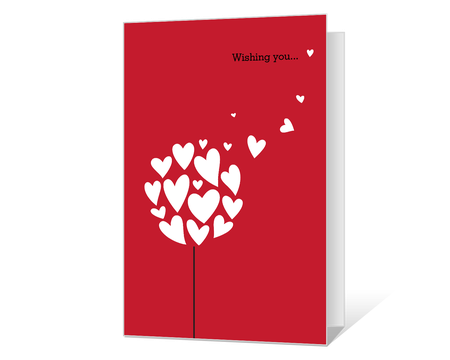 Valenties Day Card Dokya Kapook Co