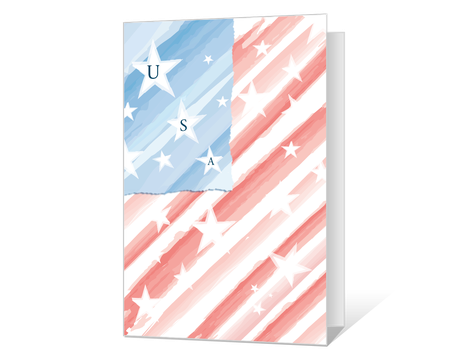 picture about Veterans Day Cards Printable referred to as Printable veterans working day Playing cards - American Greetings