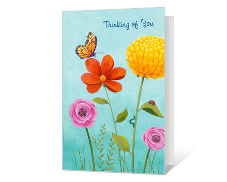 Printable thinking of you cards american greetings day brightener printable m4hsunfo