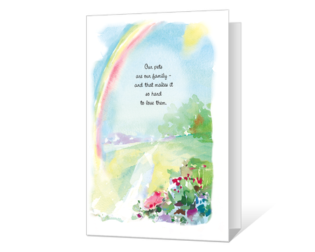 graphic relating to Free Printable Sympathy Cards called Printable sympathy Playing cards - American Greetings