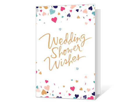 image about Printable Bridal Shower Cards known as Printable marriage engagement Playing cards - American Greetings