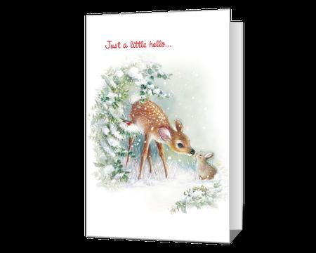 Printable christmas cards american greetings printable christmas cards m4hsunfo