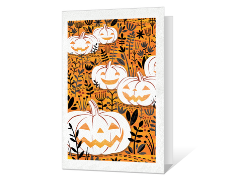 graphic relating to Halloween Birthday Cards Free Printable identify Halloween Playing cards - Print Frightful Greetings at American