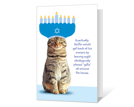 picture regarding Printable Hanukkah Card named Printable hanukkah Playing cards - American Greetings