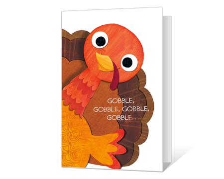 photograph relating to Printable Thanksgiving Cards identify Printable thanksgiving Playing cards for small children - American Greetings