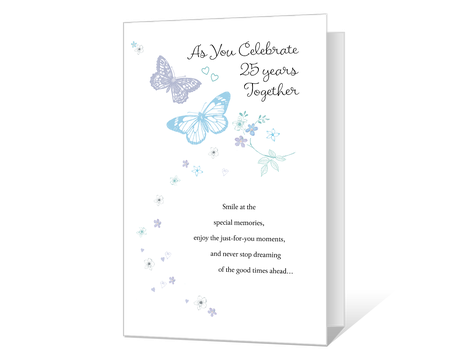 image about Printable Anniversary Cards Free named Printable Anniversary Playing cards Print against American Greetings
