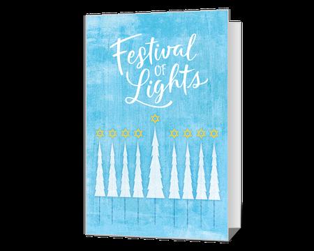Festival of Lights Printable