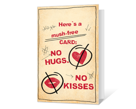 photograph about Free Printable Funny Valentines Day Cards named amusing Printable valentines working day Playing cards - American Greetings