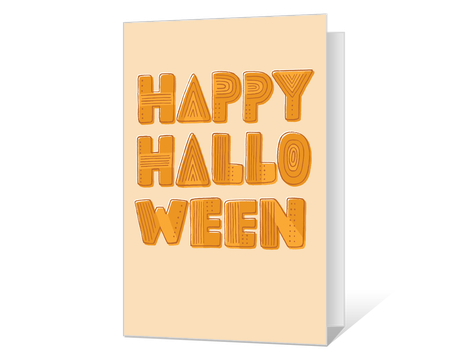 graphic about Printable Halloween Cards titled Halloween Playing cards - Print Frightful Greetings at American