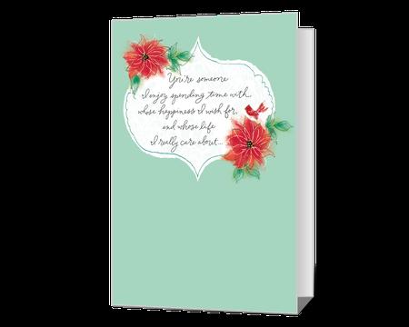 Wishing You Everything Wonderful Printable