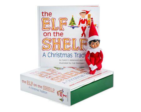 The Elf on the Shelf®, Girl Dark