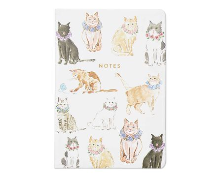 Eccolo Cat Journal