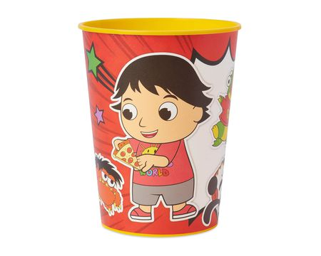Ryan's World 16 oz. Plastic Party Cup