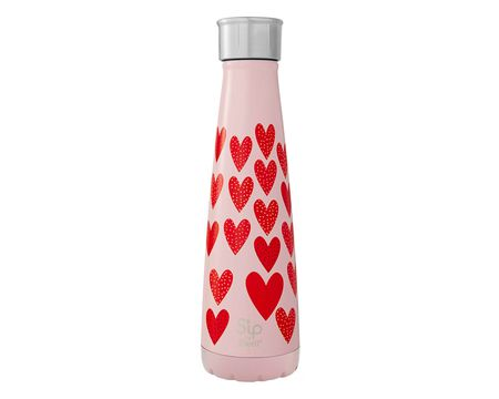 S'ip By S'well 15 Oz. Valentine Stainless Steel Water Bottle