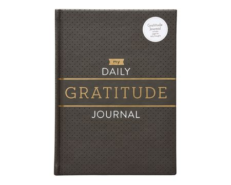 Eccolo Daily Gratitude Journal